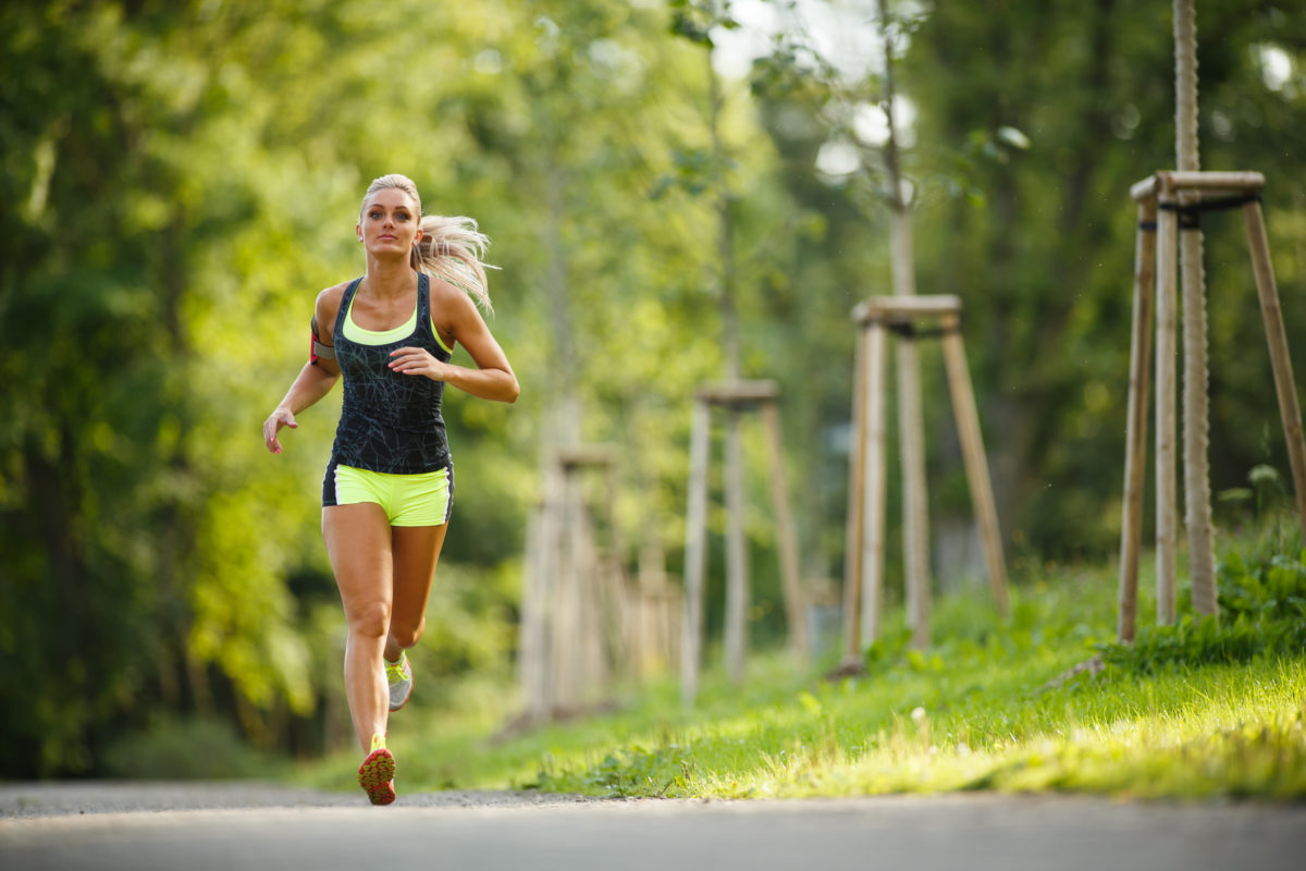 Praxis Küpper Sportmedizin Laufen