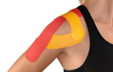 Tape Beispiel Schulter